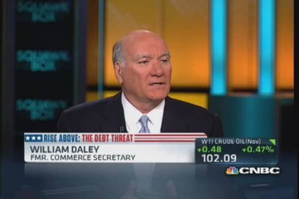 Daley on JPMorgan's legal troubles