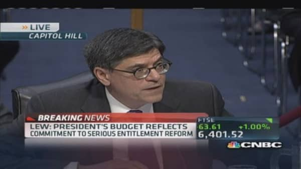 Lew: Markets must keep working