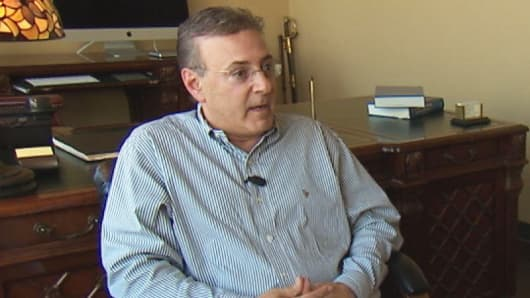 """In an interview, James Kalpakis told CNBC, """"If I have to work the rest of my life to make things right, I will do that."""""""