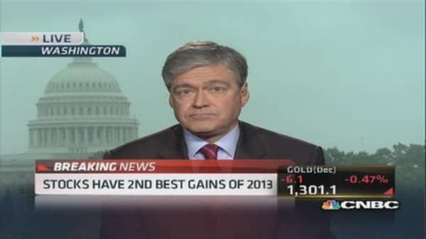 Boehner: We'll talk about ending shutdown