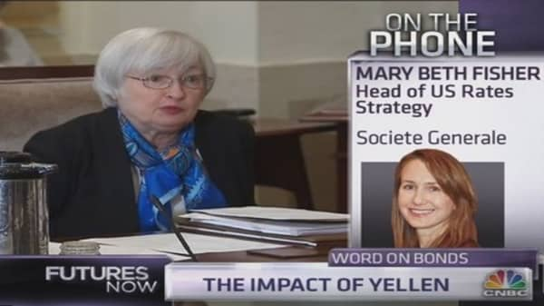 SocGen strategist: With Yellen coming, Bernanke can¿t taper