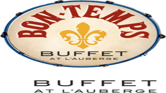Bon Temp Buffet Logo