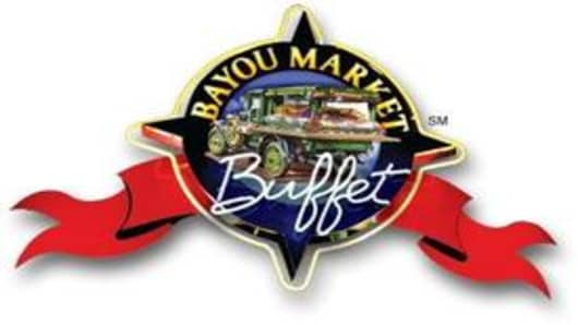 Bayou Market Buffet Logo