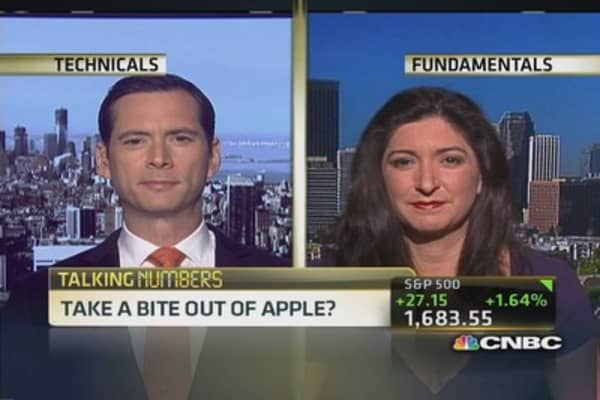 Short-seller Chanos: 'I'm long Apple'