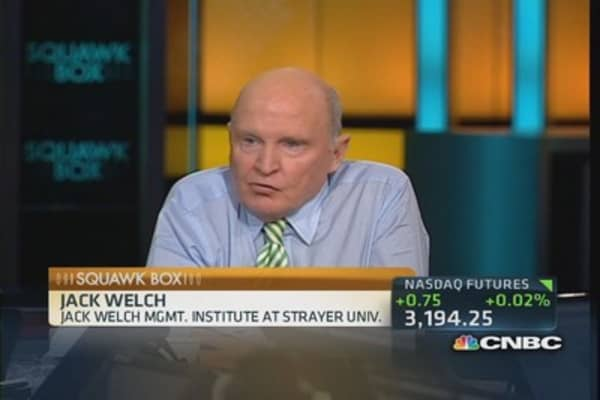 Welch: Who should lead MSFT? (Hint: It's not Mulally)
