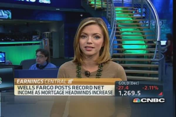 First quarterly loss at JPMorgan