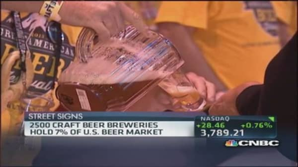 The 'super bowl' of craft beer