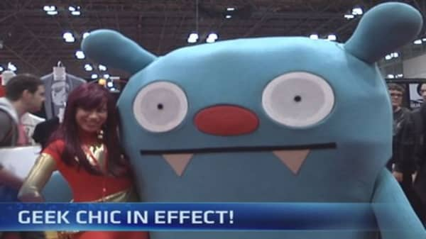 Geeked Out: New York's Comic Con