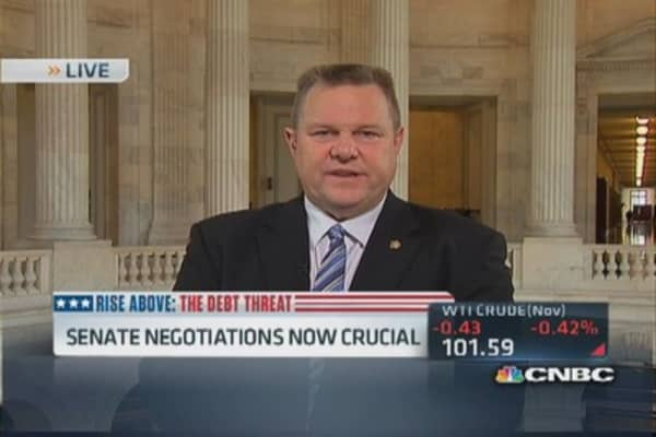 Sen. Tester more hopeful on deal