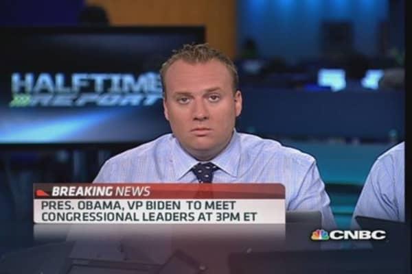 Trading a headline-by-headline market: Pro