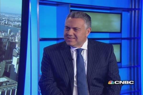 Aussie Treasurer: Almost inconceivable the U.S. would default