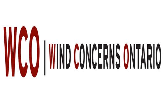 Wind concerns Ontario Logo