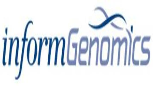 Inform Genomics Logo