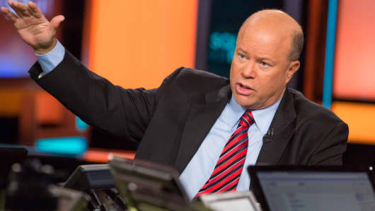 David Tepper, founder of Appaloosa Management.