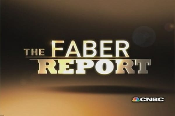 Faber Report: US shale plays