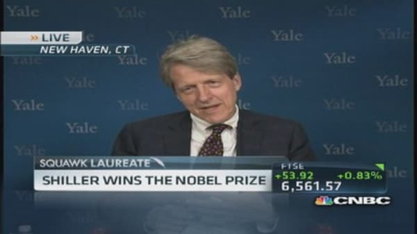 Shiller:  No 'clear outcome' for markets from budget fight