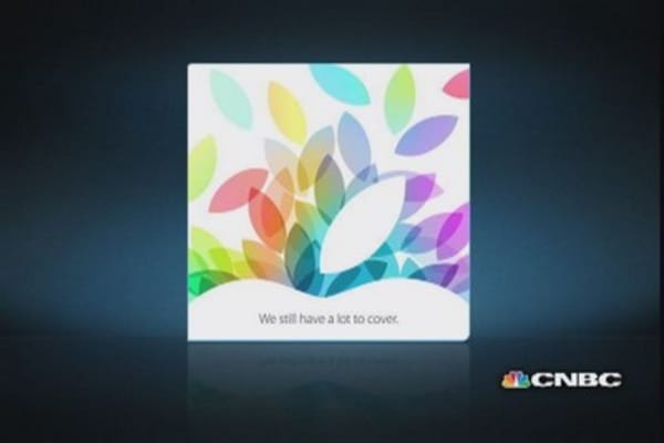 Apple sends invitation for October 22nd event