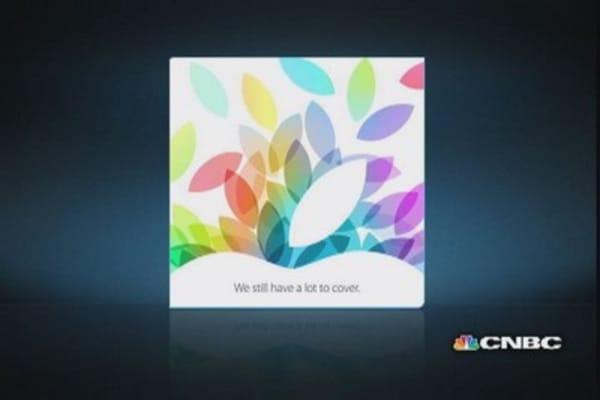 Apple sends invitation for October 22nd event