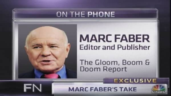 Marc Faber: Apple could go bust