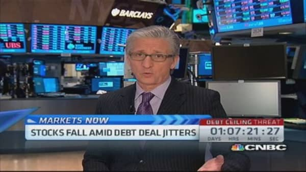 Pisani: All stocks to the weak side