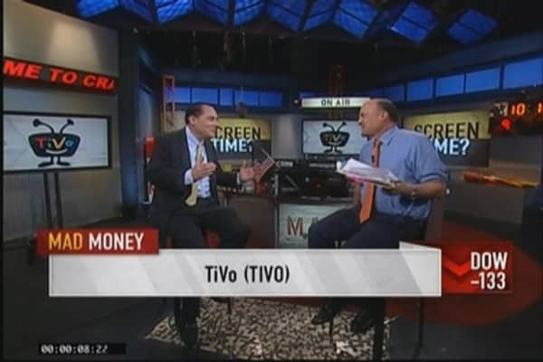 TiVo CEO: Hope to reinvent television