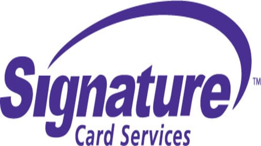 Signature Card Services logo
