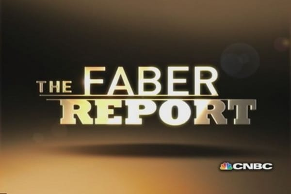 Faber Report: Yahoo's ownership of Alibaba