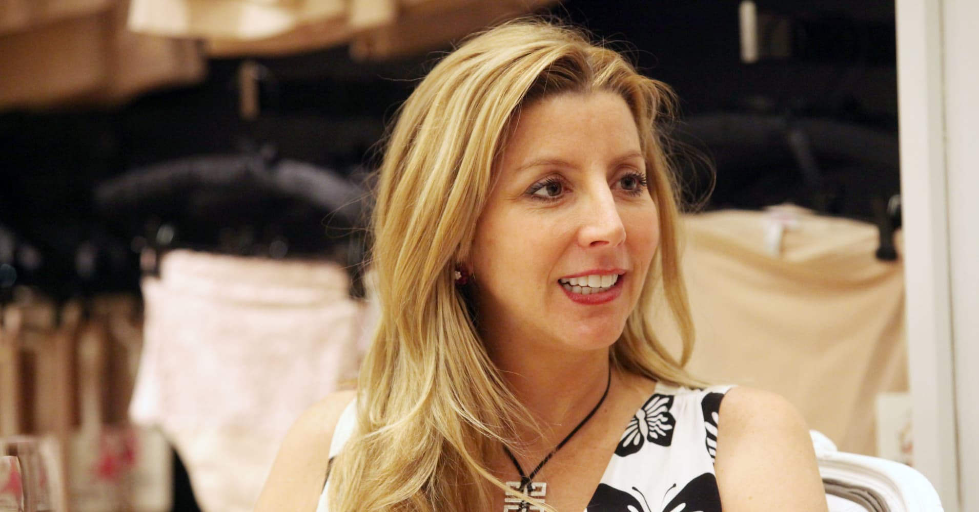 creativity and the undercover billionaire sara At age 47, she is one of the youngest self-made billionaires in the world, and last year she was among the top 100 most influential people in the world sara blakely's business is worth an estimated $1 billion, and her products are sold in more than 11,500 stores in over 40 countries.
