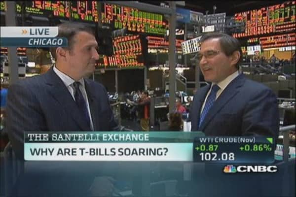 Santelli Exchange: Will Treasury delay payments?