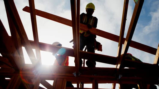 GP: Housing starts home builders construction real estate