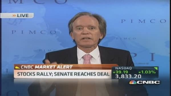 Bill Gross: Treasurys & kicking the can