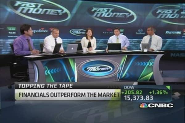 Buffett: Banks in best shape I can remember