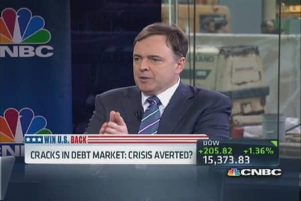 Move into bonds for fourth quarter: Larry McDonald