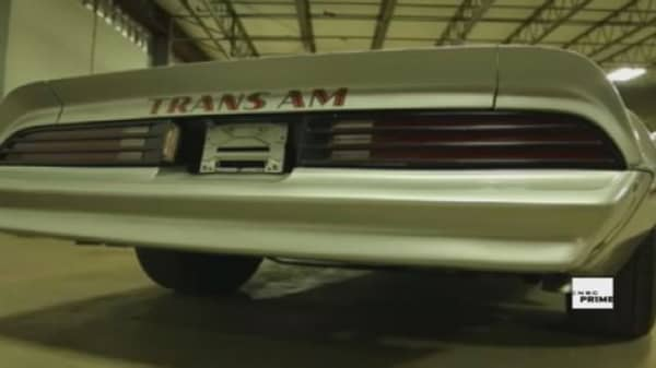 Trans-am and Shoes