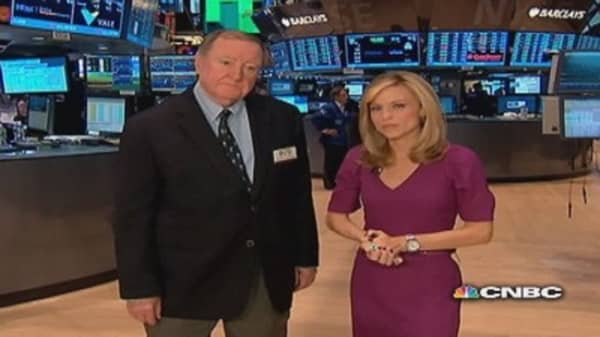 Why Cashin is watching the US dollar and IBM