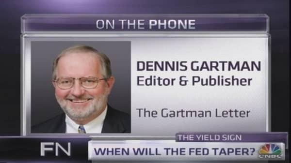 Gartman: Gold is not a safe haven