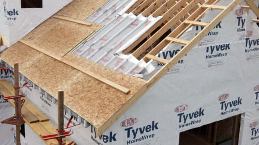 Tyvek attic wrap from DuPont