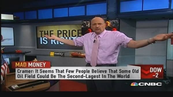 Stocks wrongly priced all the time: Cramer