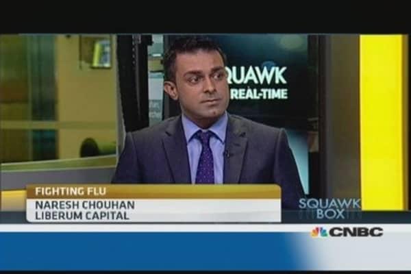 'Fear factor' boosting popularity of flu jab