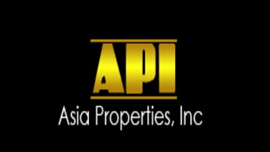 Asia Properties, Inc. Logo