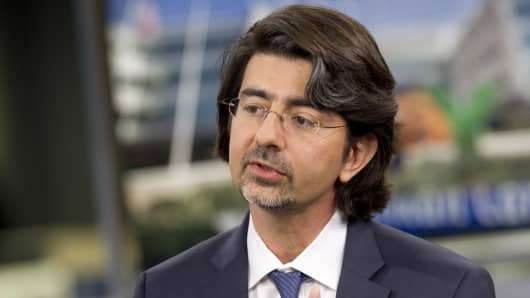 Pierre Omidyar, chairman and founder of eBay Inc.