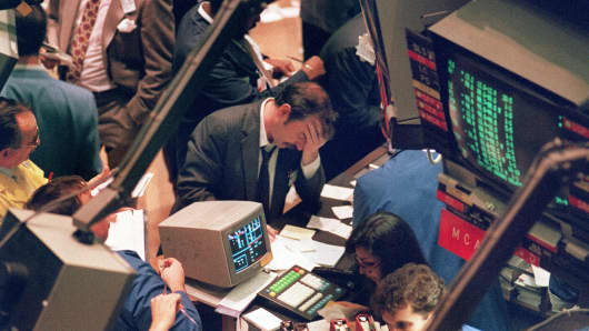 If the Dow dropped 22% like it did in 1987, it would mean a loss of more than 5,700 points today