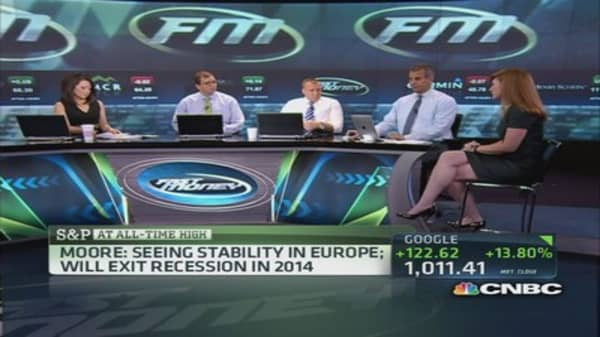 'We like equities broadly': JPM Private Bank