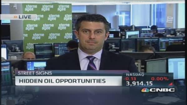 Hidden oil opportunities