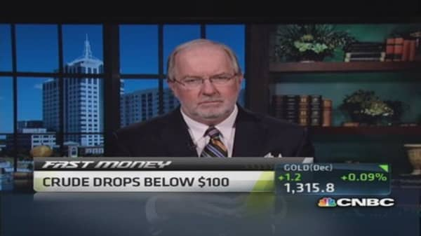 Crude oil looks weak: Gartman