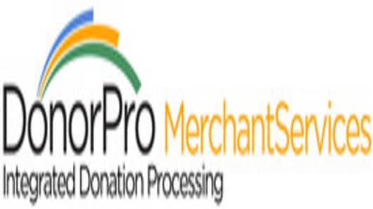 DonorPro Merchant Services logo