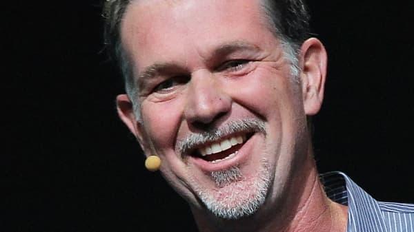 Reed Hastings, Netflix