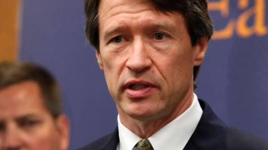 U.S. Attorney Benjamin Wagner