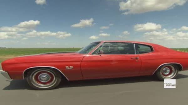 Chevelle Test Drive
