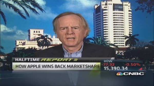 Plenty of growth ahead for Apple, ex-CEO Sculley says